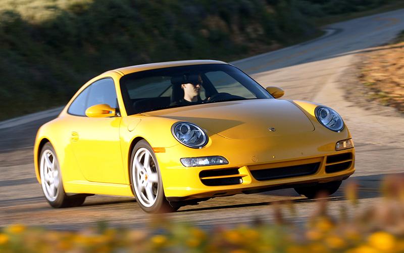 Porsche 911 - самый надежный подержанный автомобиль в возрасте от 10 до 11 лет