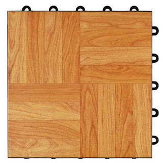 Greatmats Max Tile Raised Floor Tiles vinyl top basement floor