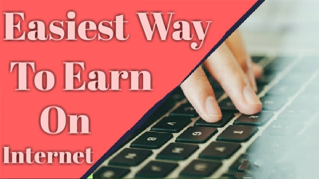 World's easiest way to make money online !
