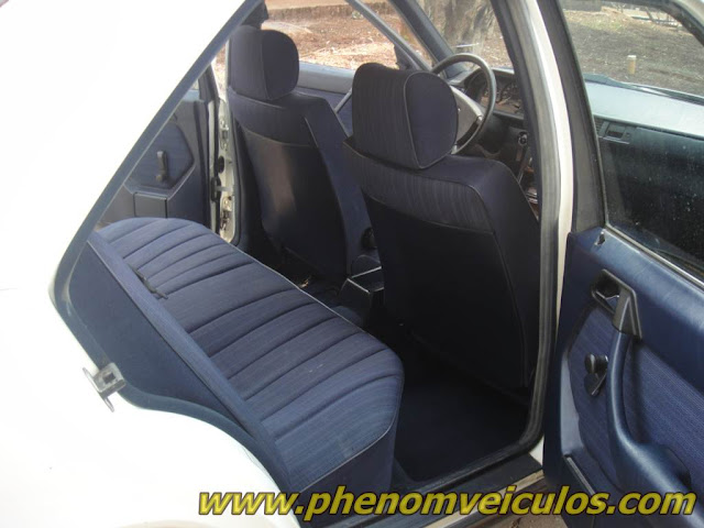 Mercedes-Benz 200 (W124) 1985 à venda - interior