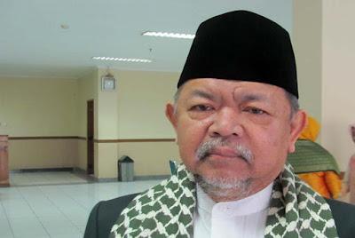 Prof. KH Ali Mustafa Ya'qub Meninggal Dunia