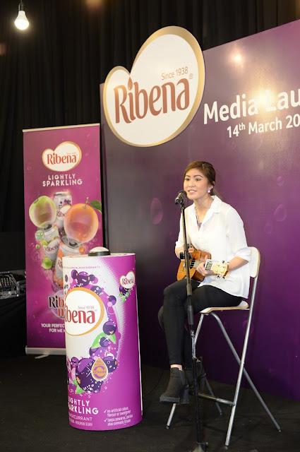 Malaysia Sparkling Ribena ® 's BeMe Campaign