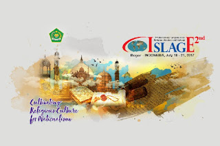 The Second Internasional Symposium on Religious Literature and Heritage