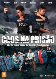Caos Na Prisão Dublado