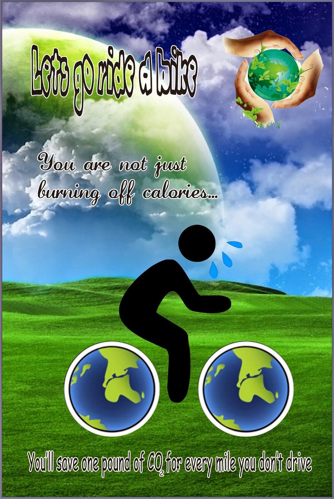 48+ Gambar Poster Lingkungan Hidup Lucu