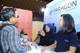 Lowongan Kerja Tangerang Terbaru : PT Paragon Technology Innovation - Operator Produksi