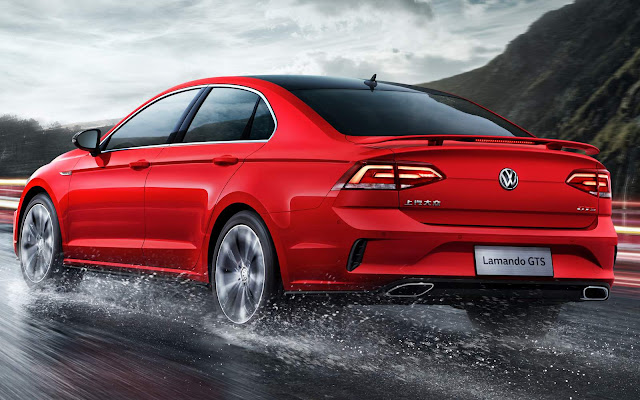 Novo VW Jetta 2018 - interior