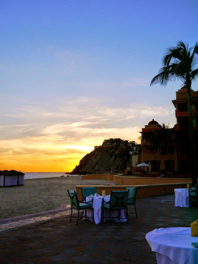 Sunset  in Cabo San Lucas
