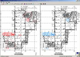 Compare  drawing in AutoCAD