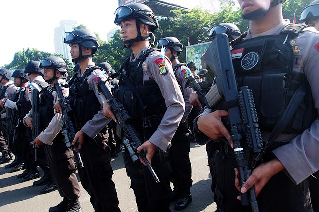 Pengamanan Natal 2015 di Aceh Singkil Jadi Prioritas