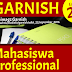 Garnish 22 | Mahasiswa Professional