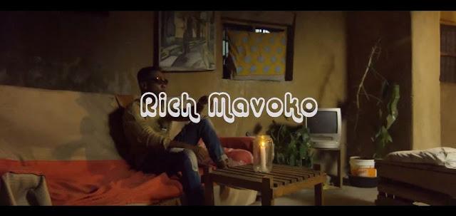 New VIDEO : Rich Mavoko - Wezele [Official Video] Mp4 Download 1