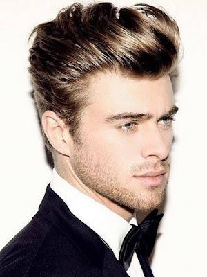 Peinados de moda para hombres