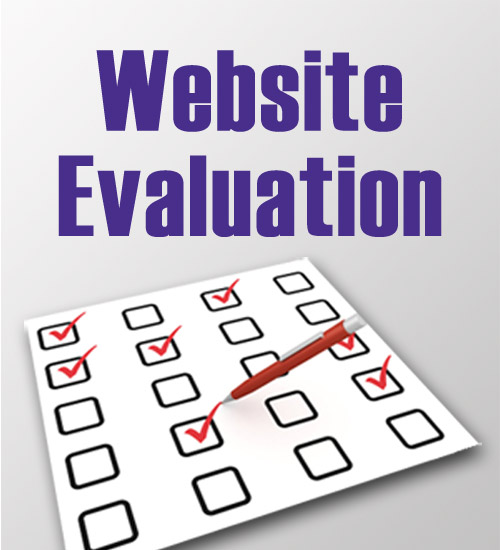 website evaluation 1 This acs 108 libguide will help reinforce the library research instruction learn how to evaluation websites using the craap model.