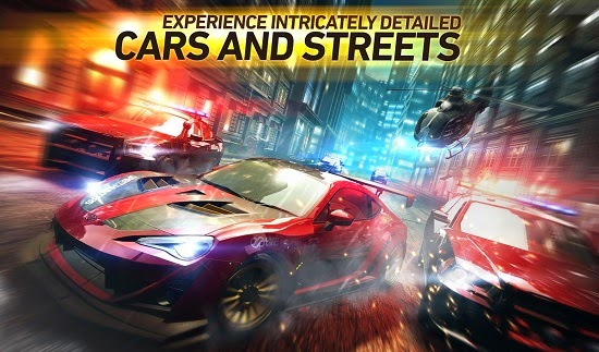 NEED FOR SPEED - NO LIMITS PARA ANDROID