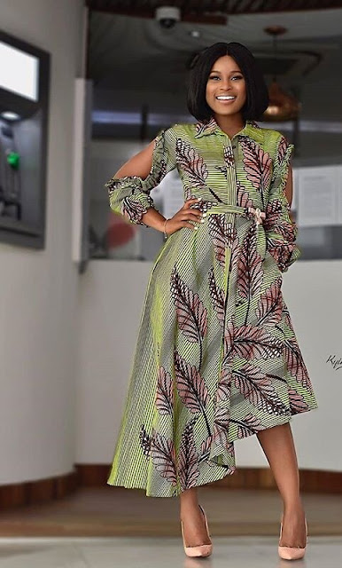 Ankara style is one trend that may never go away ✘ 23+ Latest Stylish Ankara Dresses And African Clothing To Be Queen