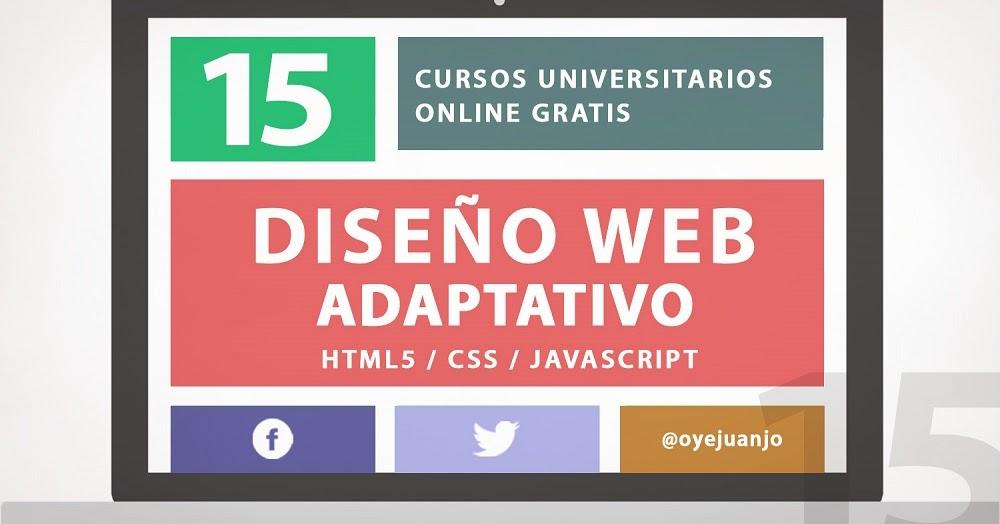 Curso de dise o web gratis for Curso de diseno grafico gratis pdf