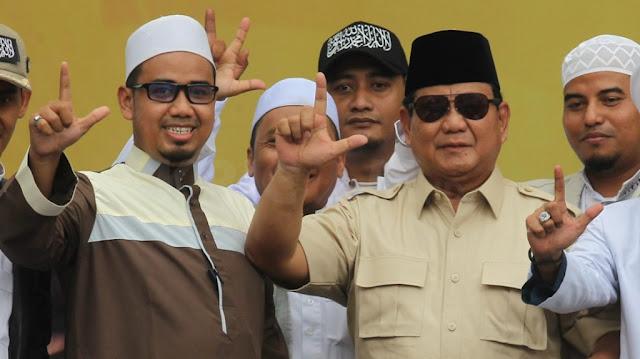 Pidato 'Tampang Boyolali' Prabowo di Blow-up karena Jokowi