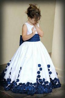 15 Model Gaun Pesta Anak Terbaru