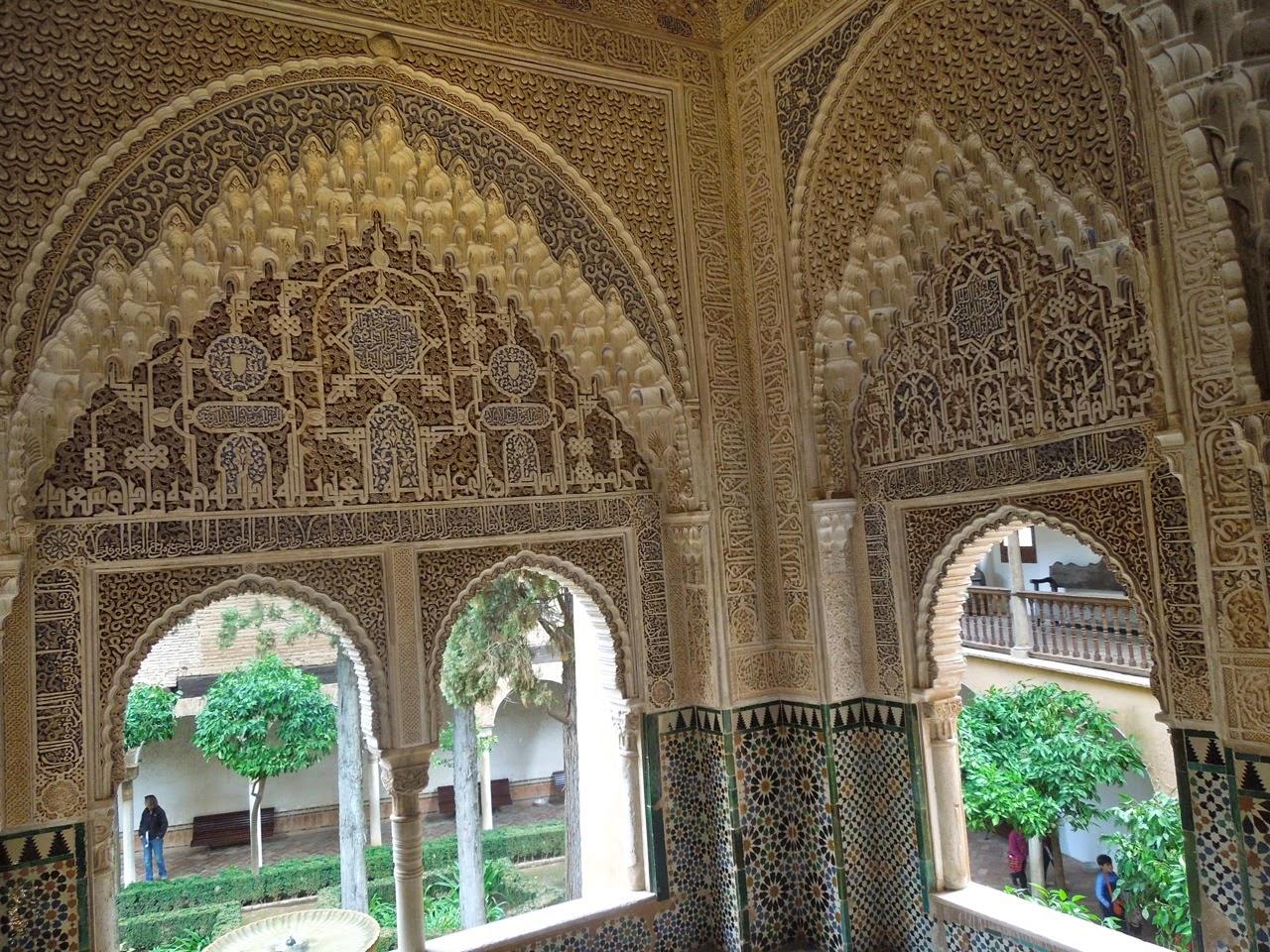 Architect design alhambra details for Alhambra decoration