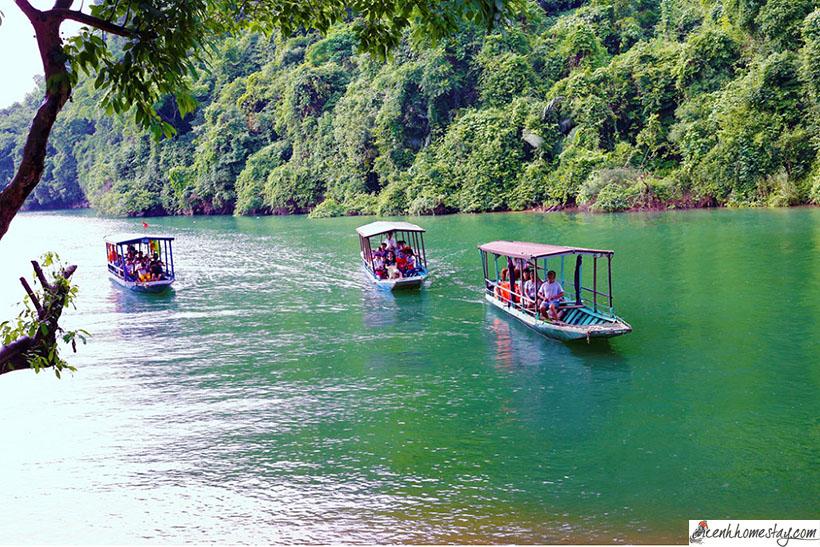 Kinh nghiệm du lịch hồ Ba Bể Bắc Kạn, tour du lịch cuối tuần 2 ngày 1 đêm