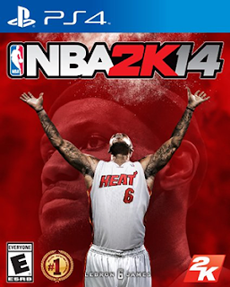 NBA 2K14 Patch for PS4