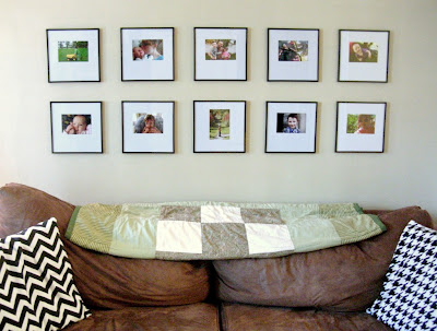 Ordinary Mommy Design Picture Wall