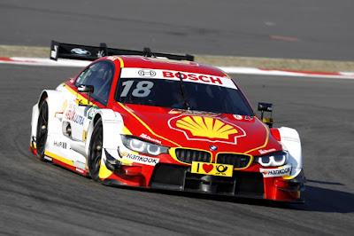 Augusto Farfus, Shell BMW M4 DTM, BMW Team MTEK