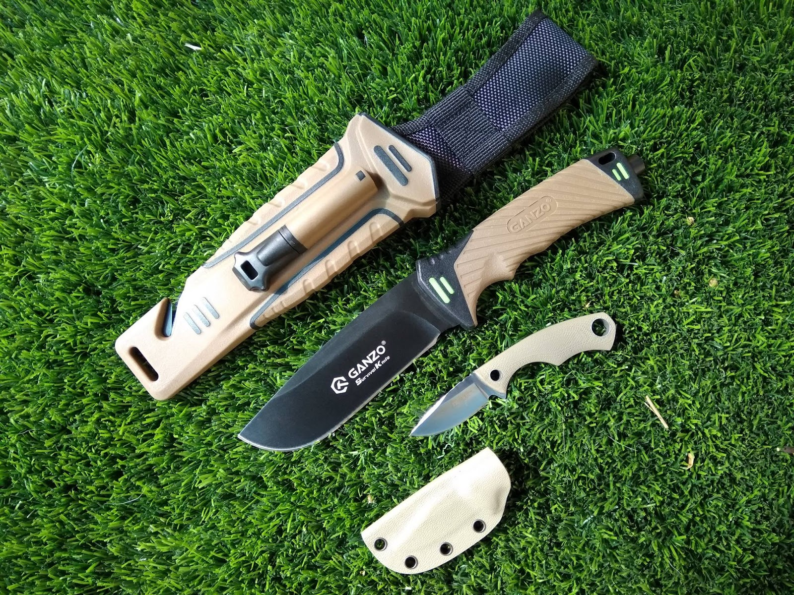 best chinese knives by atech reviews ganzo knives ganzo g8012 survival knives ganzo survival