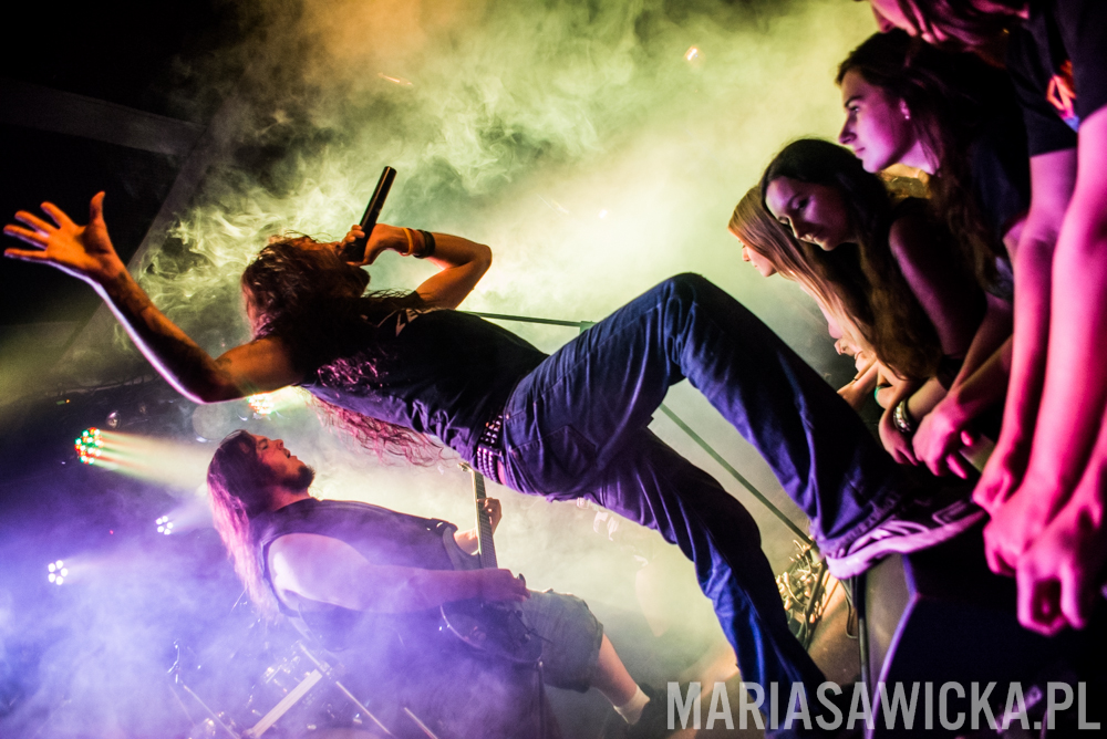 Storming Across Europe 2014 Wrocław Firlej Crimson Shadows