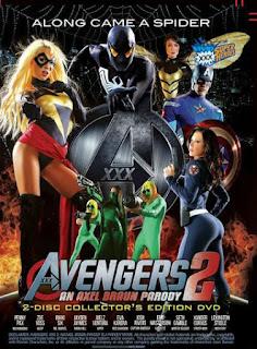Avengers XXX 2 : An Axel Braun Parody (2015)