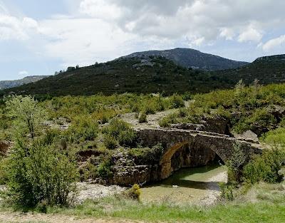 Puente Sierra de Guara