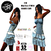 THE BEST OF ME - LOLA MINI DRESS // THIRDLIFE EXCLUSIVE GIFT