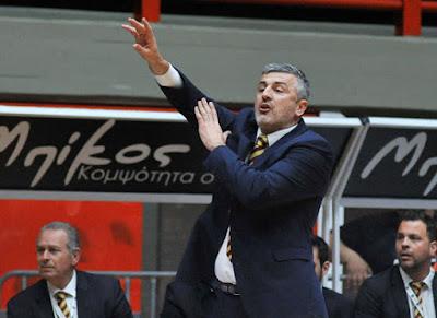 Ο Νίκος Βετούλας συμπλήρωσε 100 αναμετρήσεις ως προπονητής στην Basket League
