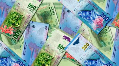 dinero, dolares, billetes, prosperidad, pesos