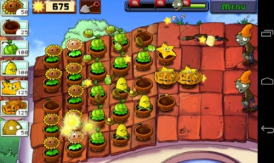 Plants vs Zombies Mod Apk Terbaru Infinite Sun/Unlock Store