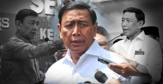 Pak Wiranto Apa Tidak Ingin Husnul Khotimah?