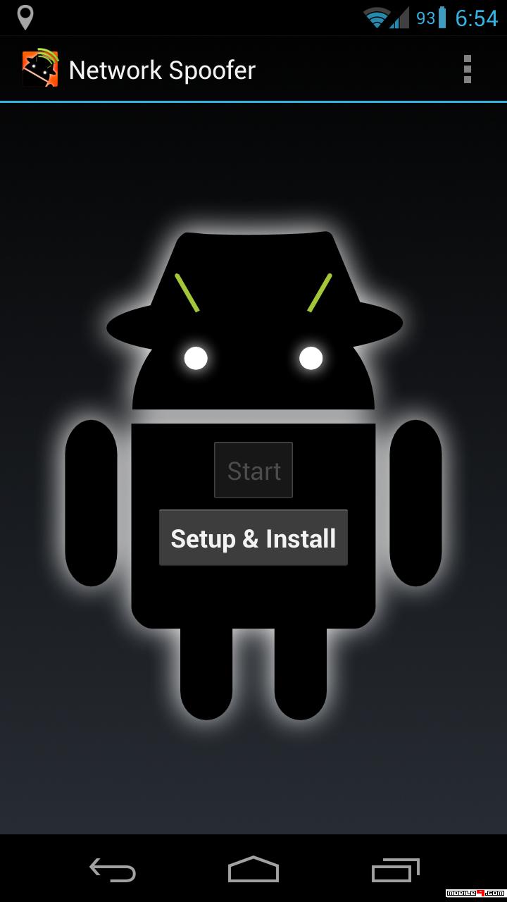 Скачать Network Spoofer для Андроид. Приложение Нетворк Спуфер - Сниффер на Android