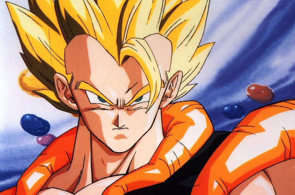 Anime Manga Wallpaper Goku Close Up Wallpapers