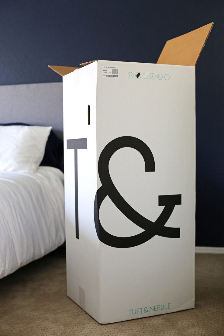 A review of Tuft & Needle's mattress in a box