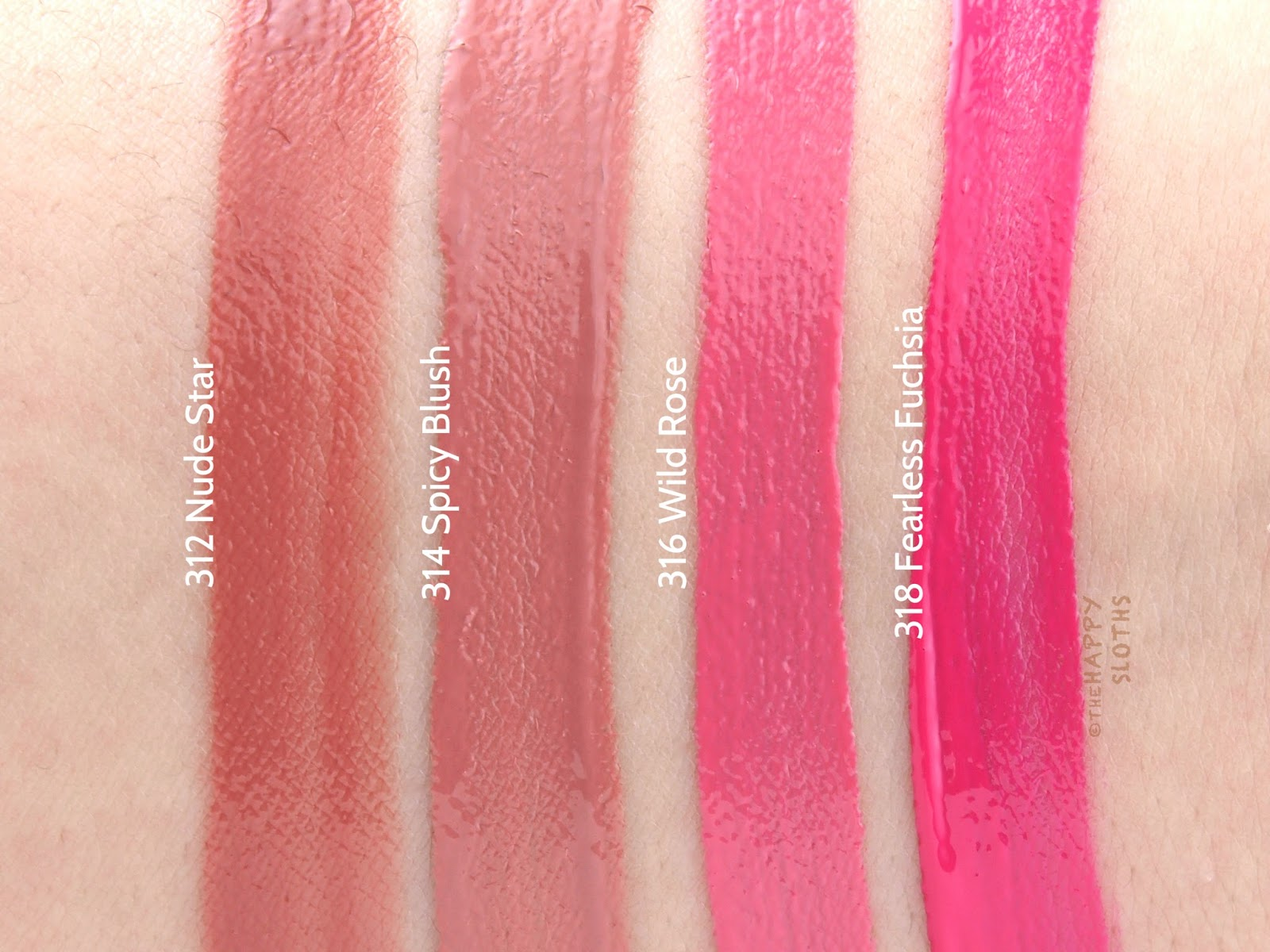 L'Oreal Infallible Paints Lips Liquid Lipstick: Review and ...