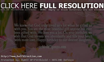 Happy Birthday wishes for baby: we knew that God truly loved as a lot when  he gifted as with you