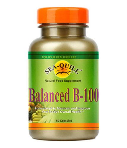 vitamin B kompleks suplemen makanan kesehatan