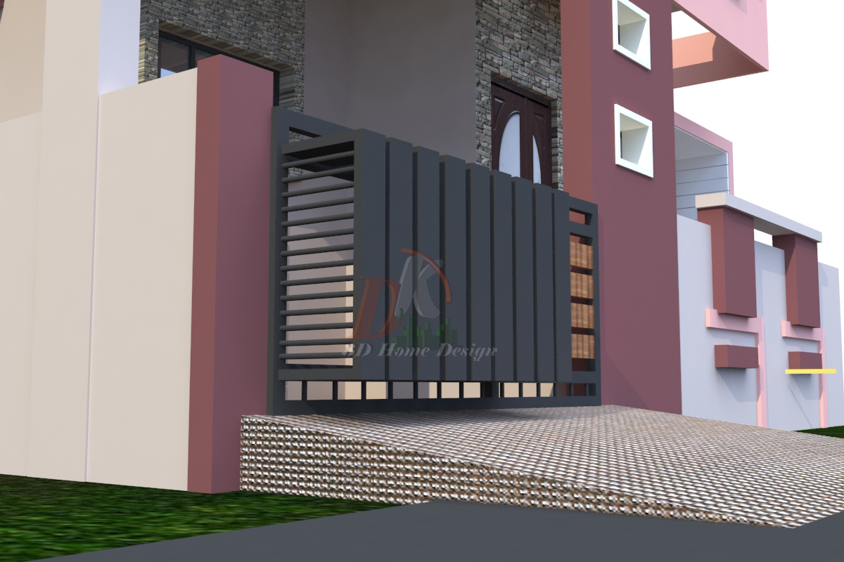 MAIN GATE DESIGNS FOR HOUSE