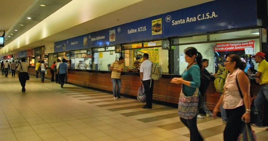 Destinos frecuencias horario salida de buses de la Terminal Terrestre Guayaquil