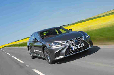Lexus LS Car Reviews