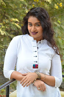 Kiran Chetwani in Denim and White Kurti  Exclusive 034.JPG