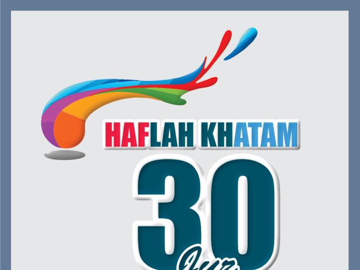 segera Haflah khatam 30 juz Pondok Tahfizh GRQ