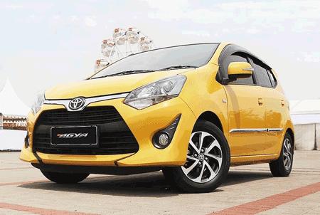 Jual Mobil Baru Toyota 2018
