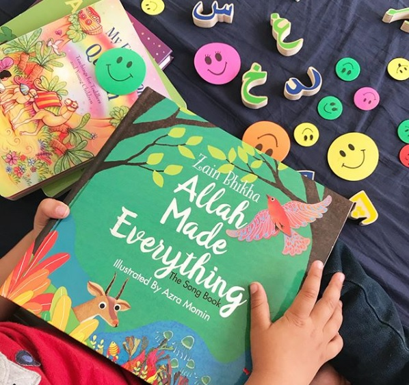 Allah Made Everything - The Song Book by Zain Bhika